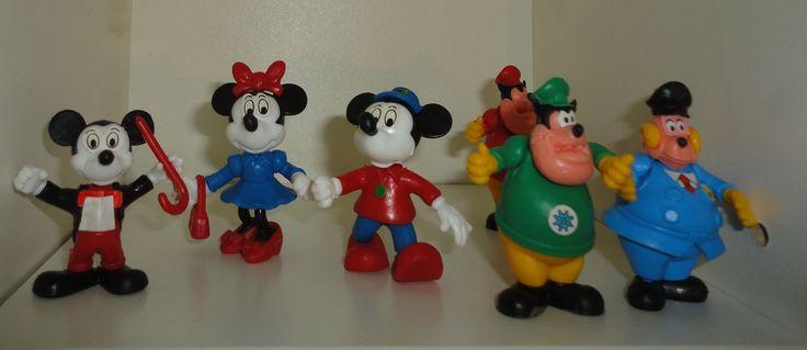 Vintage Kinder Surpise Disney figures / Figuras Disney de Kinder Sorpresa | Flickr - Photo Sharing!