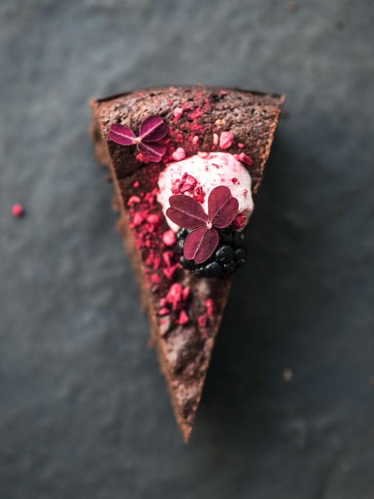 Verdens bedste chokoladekage // Dessert til Nytårsaften – Emma Martiny
