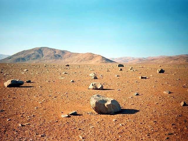 #Atacama Desert, Chile #Dry #Desert http://reversehomesickness.com/south-america/atacama-desert/