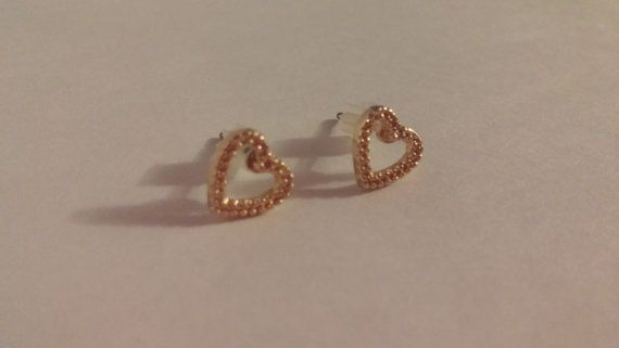 Check out this item in my Etsy shop https://www.etsy.com/ca/listing/459096862/hollow-heart-studs