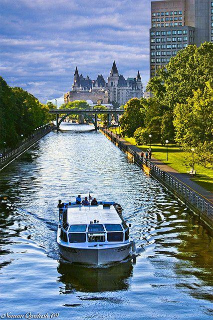 The Canal, Ottawa, Canada