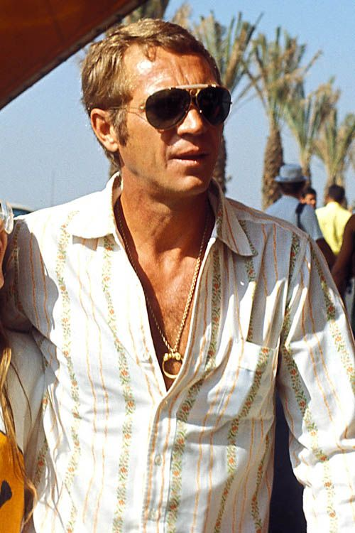 Hunks from the Past: Steve McQueen