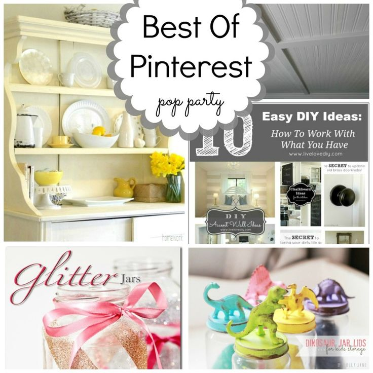 Best Of: diy crafts makeovers and home improvement tips