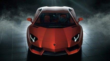 2012 Lamborghini Aventador LP 700-4