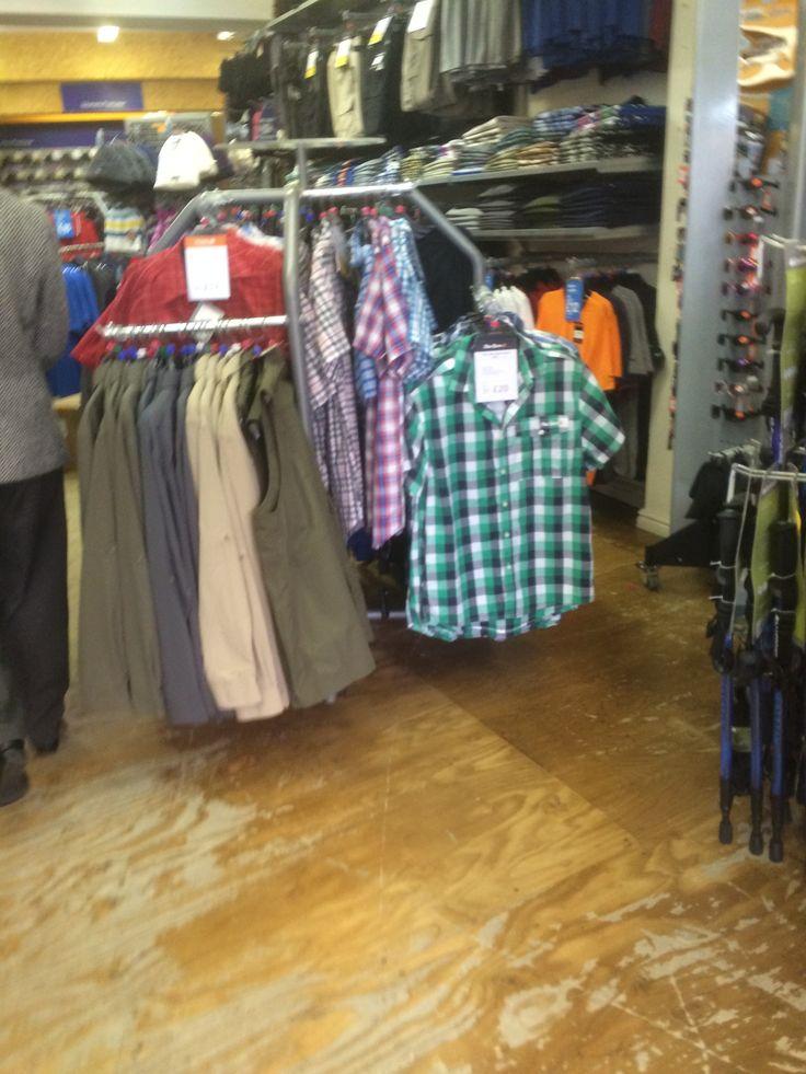 Journey clothing store