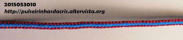 http://pulseirinhasdacris.altervista.org #rosso #azurro #braccialetto #basaldela #udine #udinefvg #friuli #friuliveneziagiulia