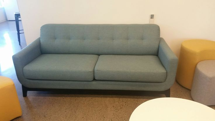 PLN Group Aspect sofa delivered and installed thanks to Lauren @fuzeinteriors.