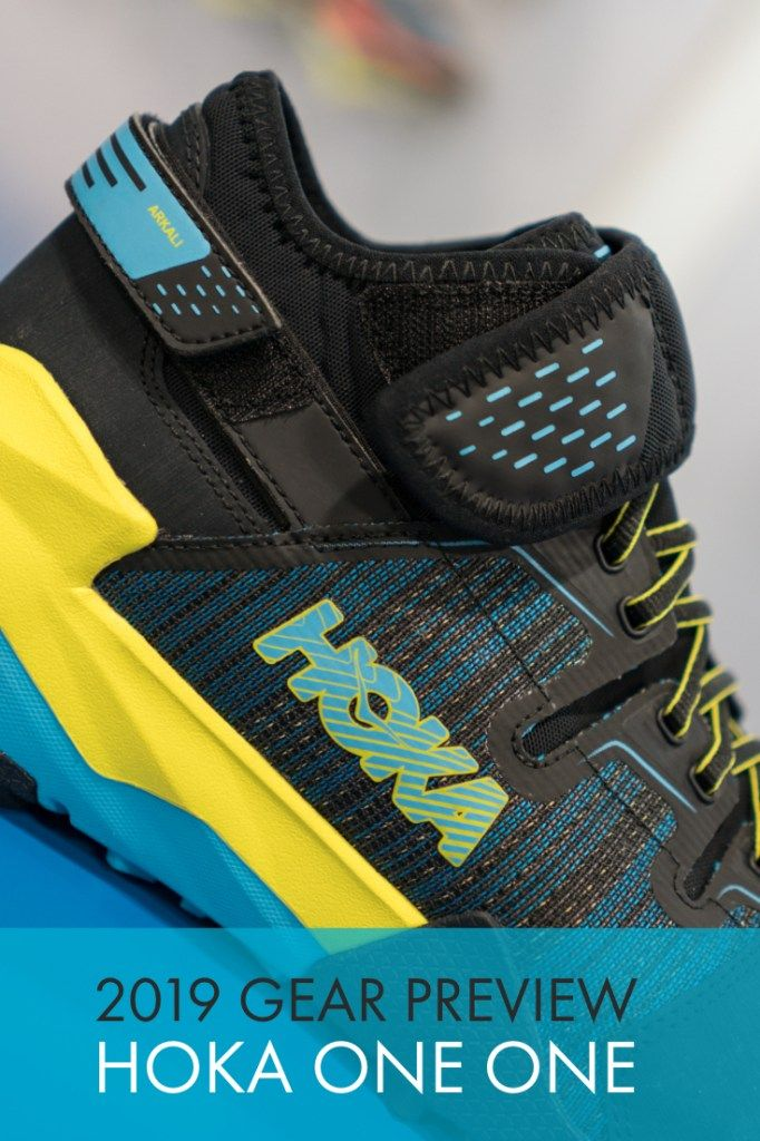 2019 Hoka One One Shoe Previews: Speedgoat 3, Mafate Evo 2