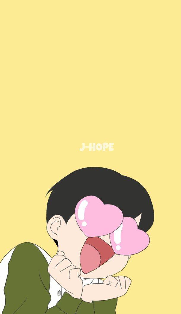 bts, cute, fanart, funny, kpop, wallpaper, bangtan, jhope, ho seok