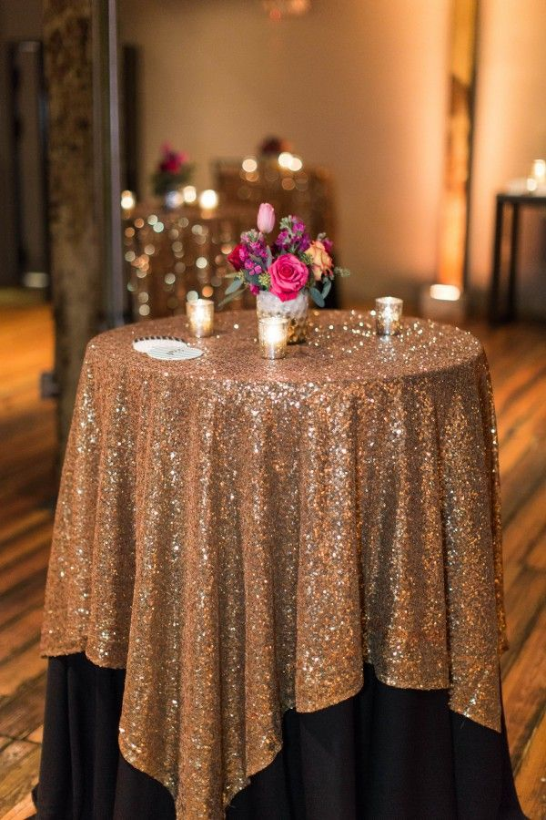 Modern Glam Wedding at Front and Palmer