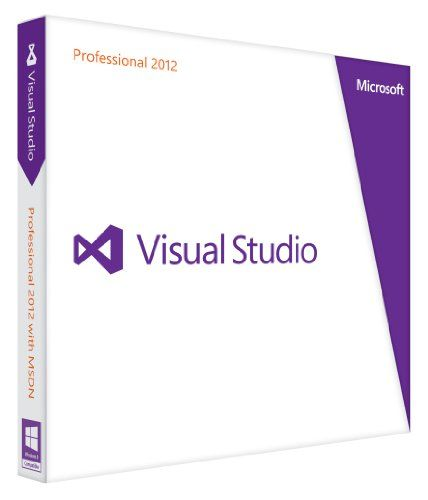 Microsoft Visual Studio Pro 2012 -   Deep interoperability with business and consumer platforms lets you build what your users want, where they want it Create apps in a streamlined UI where common tasks are presented in a fresh, integrated development experience Consolidate many development tasks into one tool so you can enhance... - http://softwaredownloaddeals.com/microsoft-visual-studio-pro-2012/ - http://softwaredownloaddeals.com/wp-content/uploads/2013/04/1e465_programmi