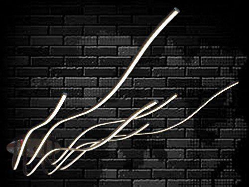 XXL LED 53 Watt Deckenleuchte Deckenlampe Leuchte Beleuchtung Wohnzimmer 220 Cm