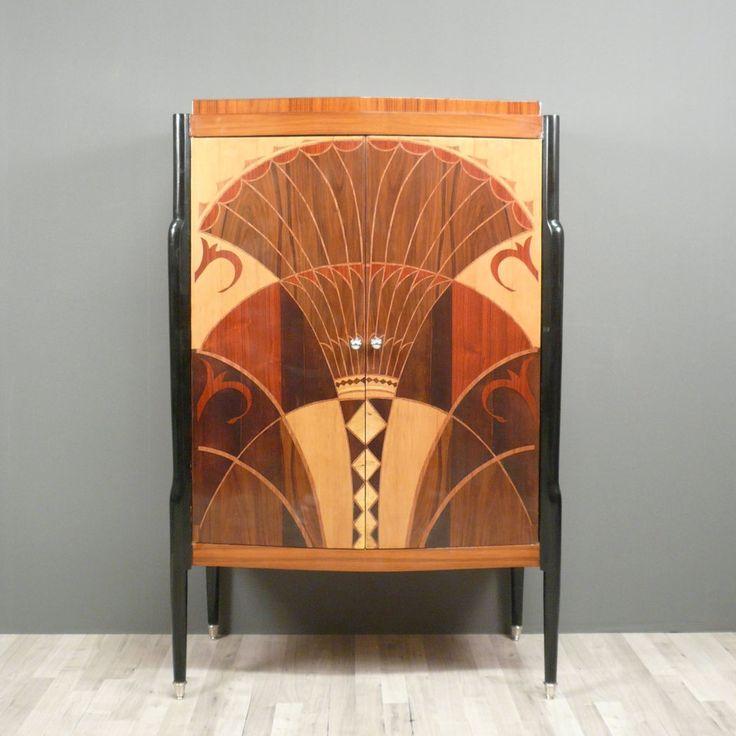 Art Deco Furniture | Catégories Art déco furniture Art Deco Buffets Art Deco Buffet