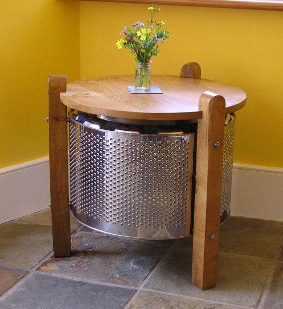 Best 25 Drum Coffee Table Ideas On Pinterest Studio B