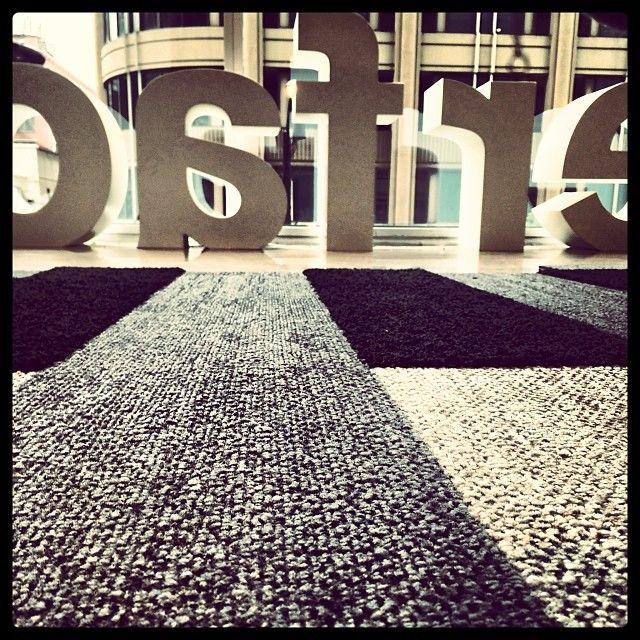 #interface #carpet #neocon #neocon14 #neoconography #chicago