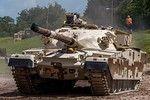 Khalid MBT (Jordan) Development of the Cieftain