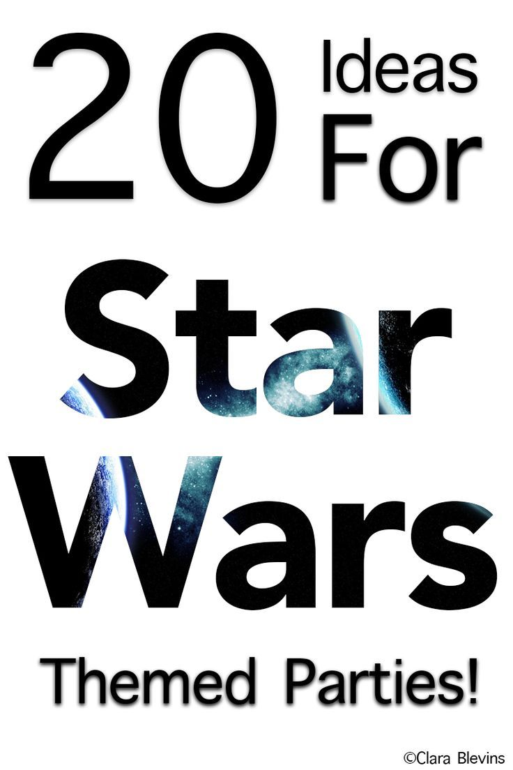 501 best star wars ideas images on pinterest birthday party