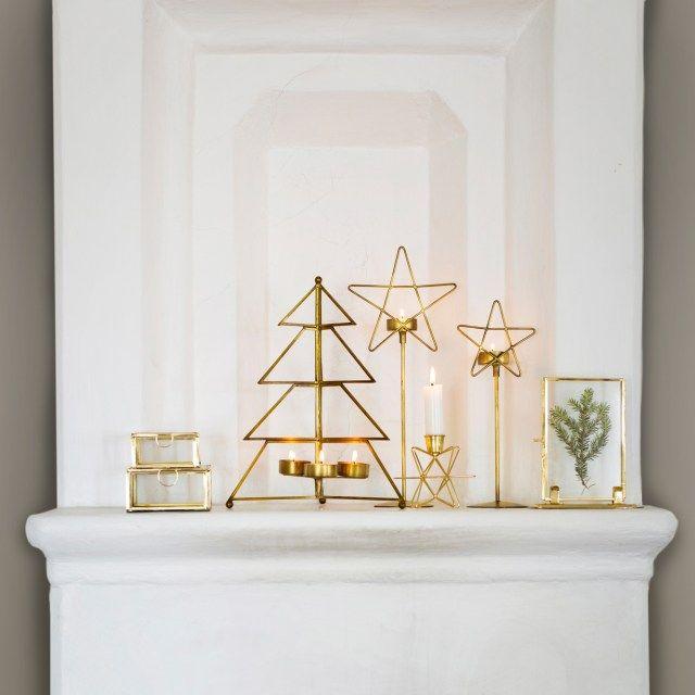 Strömshaga, Stromshaga, ljuslyktor, christmas, jul, gran, kakelugn, tile stove, advent