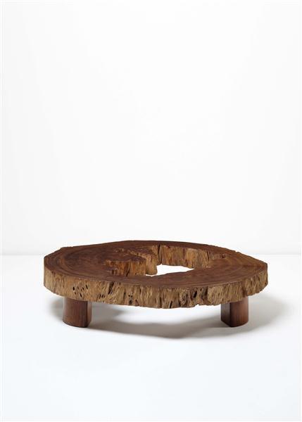 "ZANINI DE ZANINE CALDAS  ""Mapa Mesa"" coffee table, 2008."