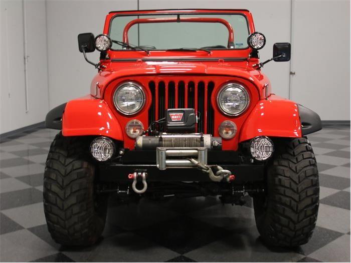 768677_22546498_1983_Jeep_CJ7   Classic Car News