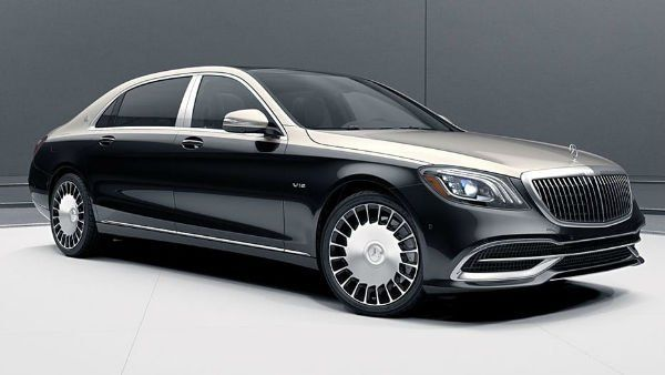 Mercedes Maybach S650 In 2020 With Images Mercedes Maybach