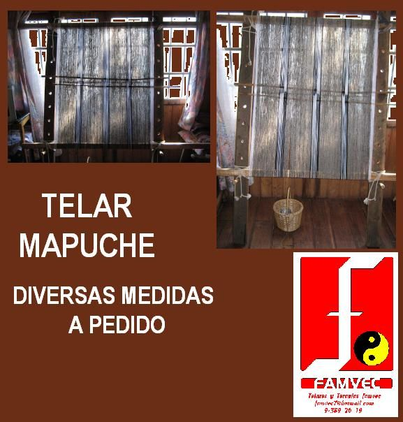 Telares Mapuches