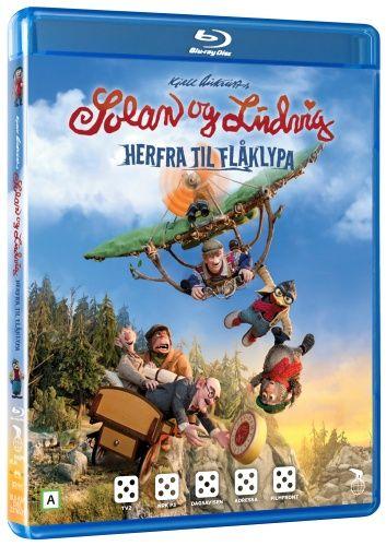 Solan og Ludvig - Herfra til Flåklypa (Blu-ray)