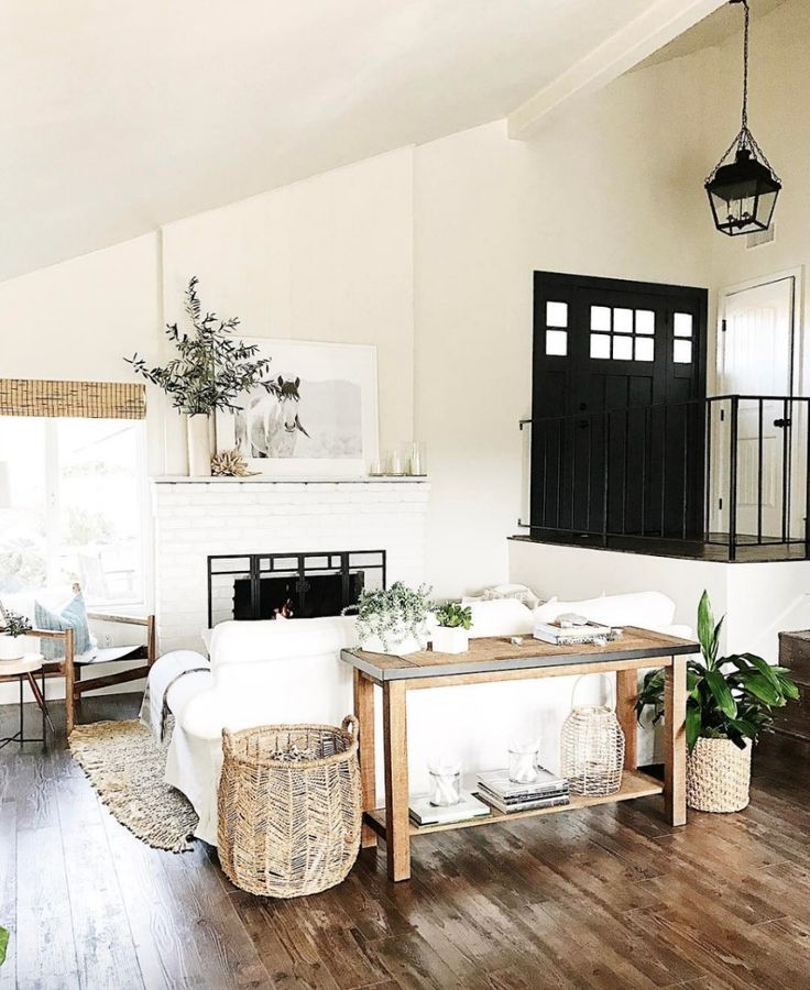Home Tour- Michelle Janeen Bright White California Home