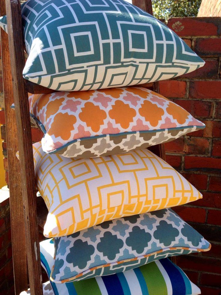 Warwick Fabrics outdoor fabric Summer of 2014
