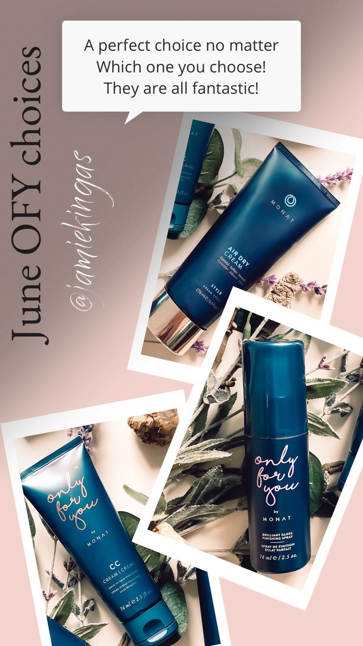 Monat video by Lydia McGee on Monat Air dry cream