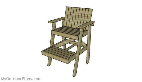 13 Best Out Door Chairs Images On Pinterest Lifeguard