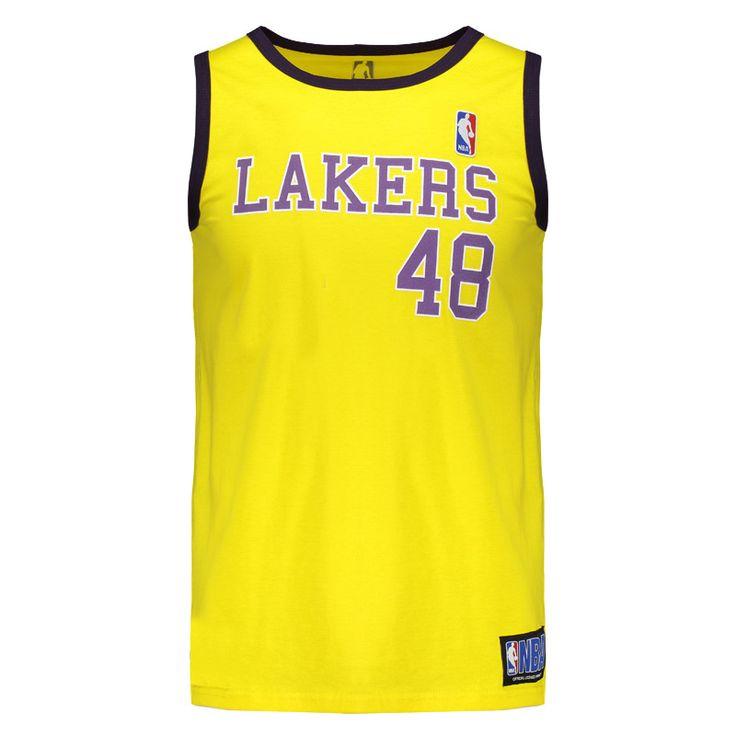 Regata NBA Los Angeles Lakers Retrô Somente na FutFanatics você compra agora Regata NBA Los Angeles Lakers Retrô por apenas R$ 89.90. Basquete. Por apenas 89.90