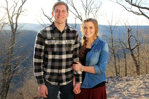 Joy-Anna Duggar and her new fiancé, Austin Forsyth, shared their engagement story in a new video posted to her family's website — watch here