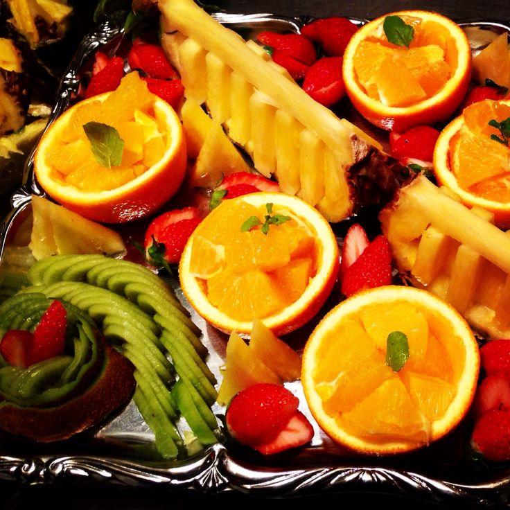 Festive Fruits platter