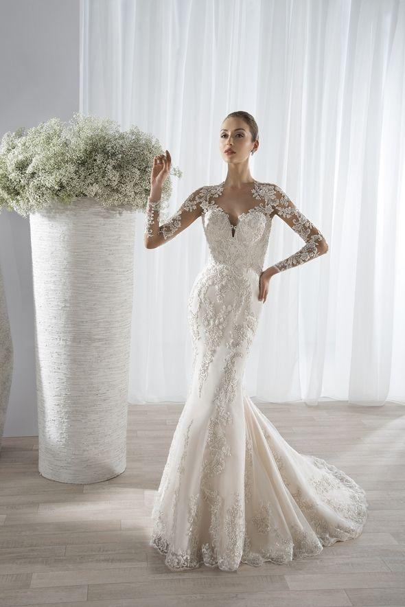 Νυφικά Φορέματα Demetrios Collection - Style 633