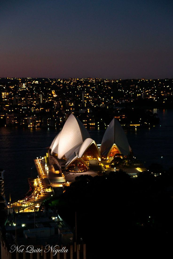 View of the opera House, via the Intercontinental, in my old hometown of Sydney.
