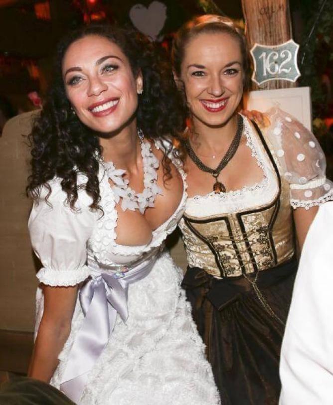 Sabine Lisicki and Boris Becker Having Fun at the Oktoberfest! (PICS INSIDE)