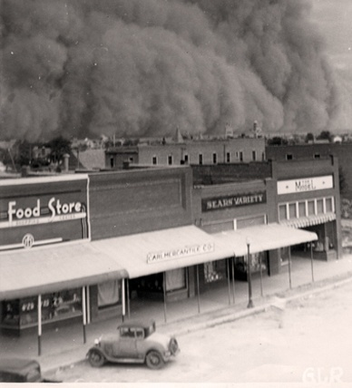 oklahoma dust bowl 1942