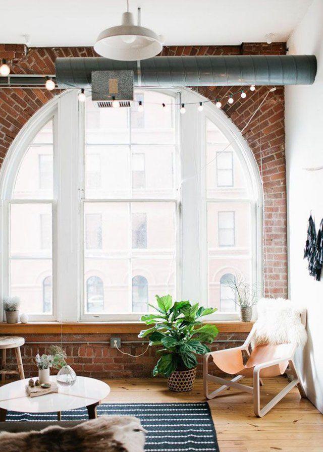 Une déco Kinfolk inspirée des lofts new-yorkais