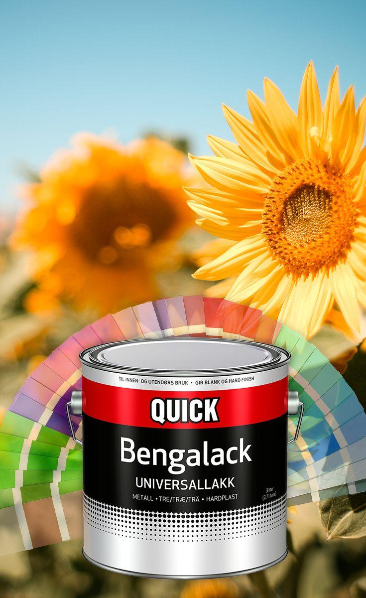 Ønsker du en spesiell farge kan vi selvfølgelig blande det til deg også. Fra boks kan vi via baser skape alle mulige farger. :)  #quickbengalack #bengalack #diy