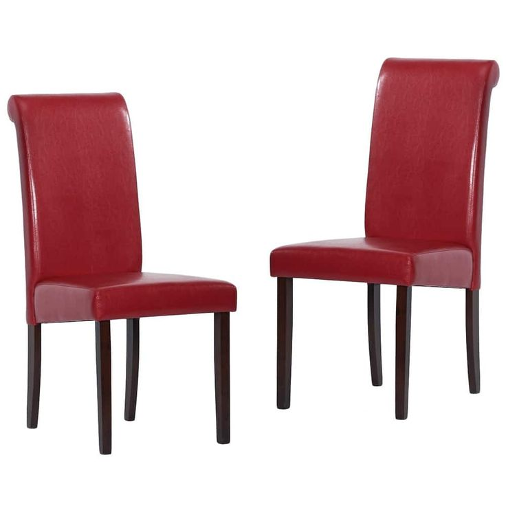 Red Dining Room Furniture: Top 25+ Best Red Dining Chairs Ideas On Pinterest