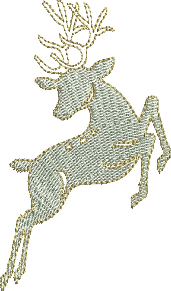 Dazzling Christmas - Machine Embroidery Designs at Splinters & Threads