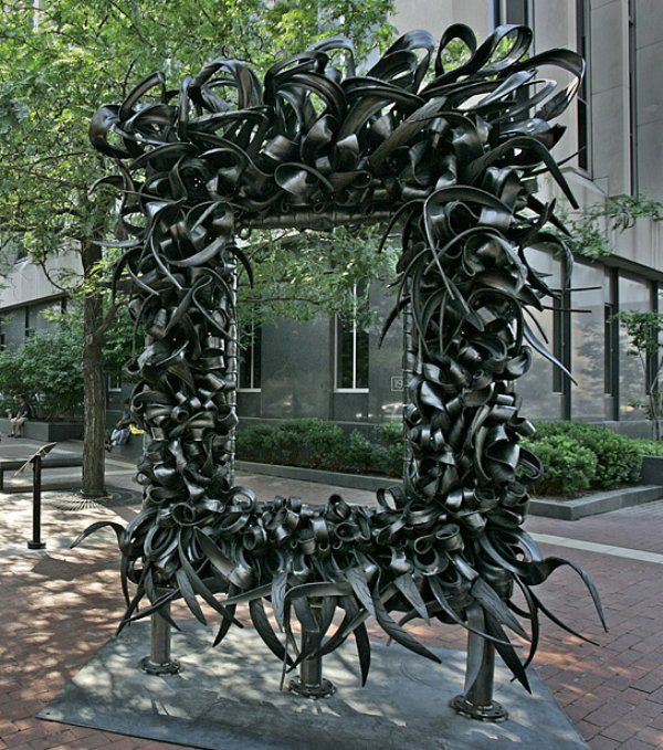 25 best arty tyres images on pinterest recycle tires for Used tire yard art