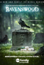 Five strangers are connected by the curse that has plagued Ravenswood for generations and they mustdig into the town's mysterious and terrible history before it's too late for each of them.