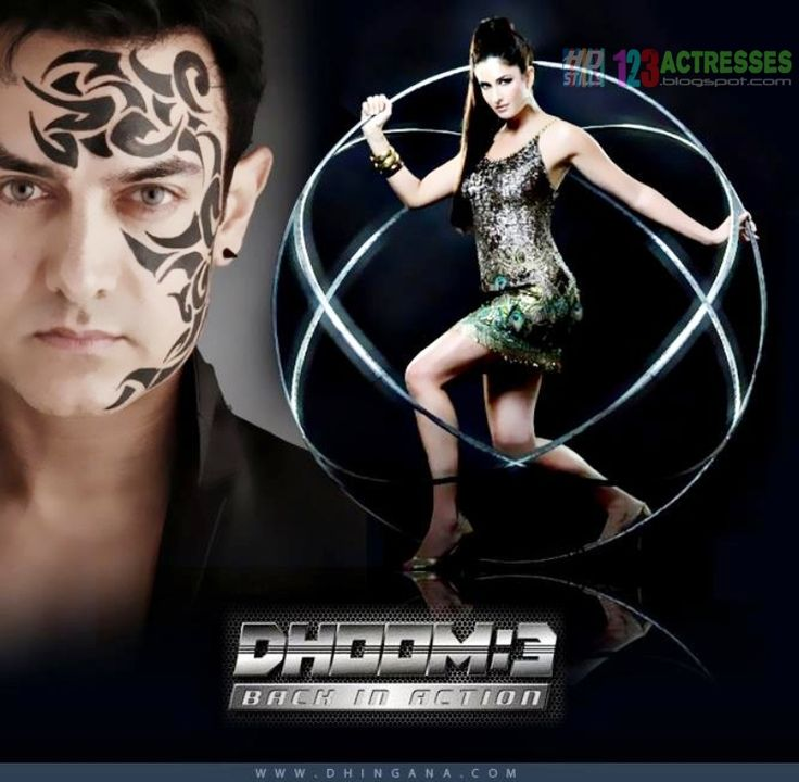 dhoom 3 trailer  1080p