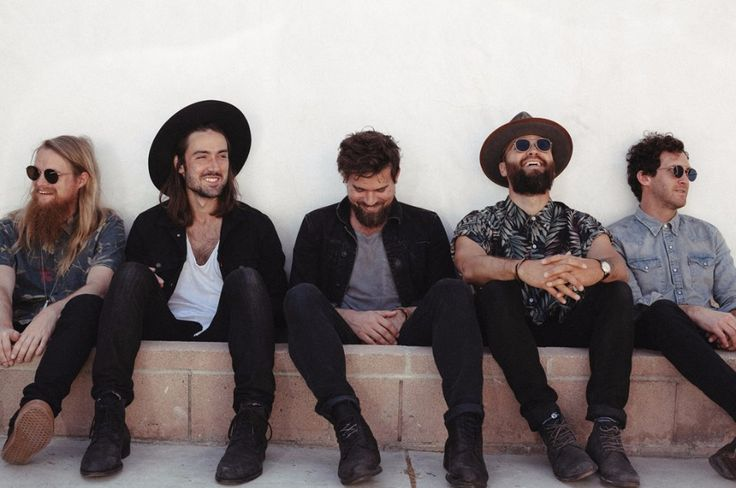 """Based in Los Angeles with roots in Sweden, alternative rock band Grizfolk has released a new song """"In My Arms"""" with British singer-songwriter Jamie N Commons."""