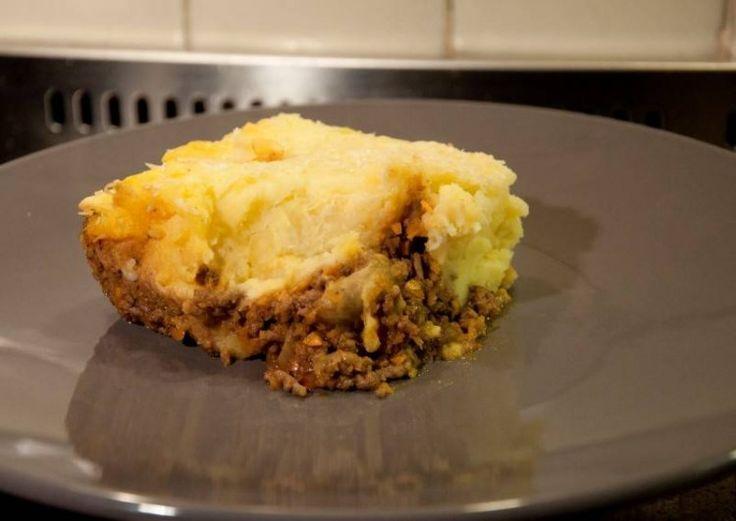 Simpel recept en snel klaar! Ierse cottage pie, heerlijk! Kijk voor het recept op www.ditisierland.nl