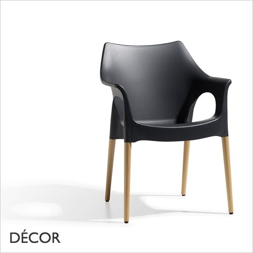 OLA CHAIR NATURAL | WOODEN FRAMED CHAIRS | DECORONLINE