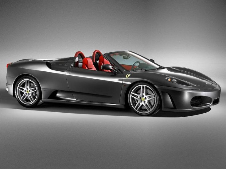 Ferrari Grey Or Black Colour Amazing Car Wallpaper