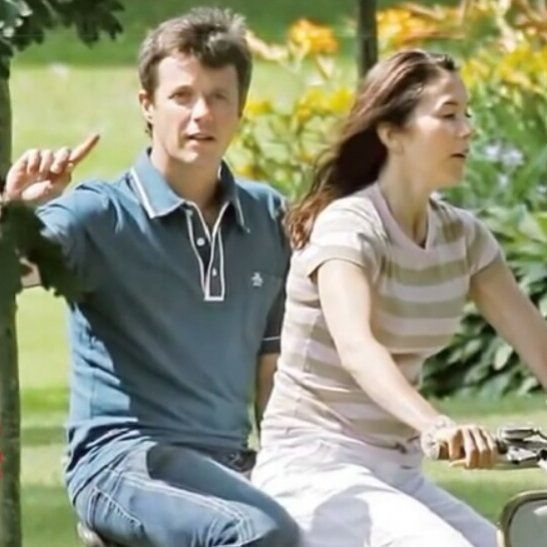 Image result for prince frederik and kylie matthews